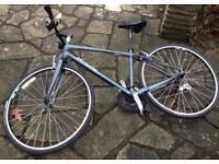 Specialized Sirrus Mountain Bike & Bike Lights
