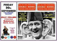 FRIDAY 30th SEPTEMBER - 60s 70s SOUL / REGGAE / MOTOWN / SKA with DOUBLE BARREL - BEDMINSTER