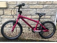 Cnoc 16 Isla Bike pink