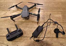 Just Opened DJI Mavic Quadcopter 4K Video 12MP UAV Ready For Pick Up or Will Send