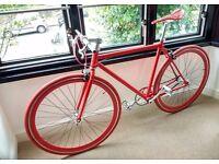 Single Speed and Fixed Gear No Logo Bike
