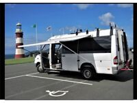 Automatic Campervam / Motorhome FOR HIRE £450 p/week Plymouth Devon Cornwall