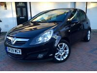 Vauxhall Corsa 1.2 SXI 5 Door 2009 - Perfect First Car