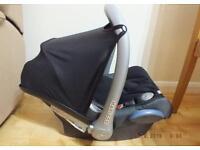 Isofix maxi cosi cabriofix newborn baby carrier 0+ 0-13kg