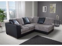 🔰🔰DELIVER ALL OVER UK 🔰Byron CORNER AND 3 AND 2 Sofa Set or Corner Unit - SAME/NEXT DAY DELIVERY!