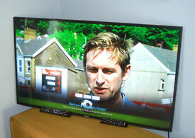 "Samsung 48"" UHD 4K Ultra HD Quad Core Full Smart LED TV UE48JU6400KXXU"