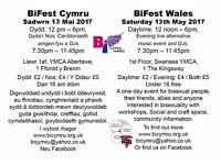 BiFest Wales-1day workshop&social event& evening live alternative gig for bi people,friends&allies