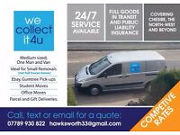 Man and a van - Chorlton, Didsbury, Stretford, All of Manchester - Contact Chris Today