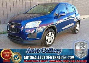 2015 Chevrolet Trax LS *Only 3,582 kms!!