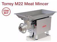 MEAT MINCER BUTCHER MEAT GRINDER Torrey M22