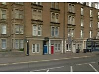 1 Bedroom + Lounge Ground Floor Flat - West End Dundee