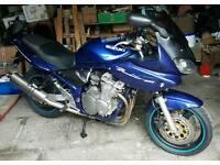 Suzuki bandit 600s mk2