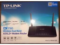 TP-Link Dual Band Modem Router