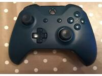 Xbox One S Deep Blue controller