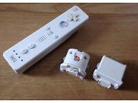 Official Nintendo Wii Controller x1 Remote White RVL-003 Genuine - Family - Fun