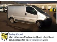Coventry man with van.