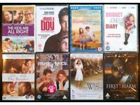 8 New DVDs: Assorted Feature Films (no.3)
