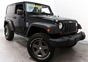 2011 Jeep Wrangler Rubicon BLACK OPS DEUX TOIT