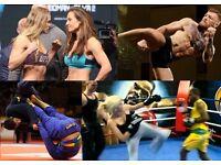 Boxing/Muay Thai/Wrestling/Jiu Jitsu sparring partner (mma)