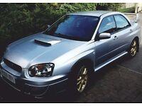 2005 Subaru Impreza GX Sport