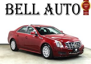 2013 Cadillac CTS AWD PANORAMIC ROOF NAVIGATION