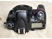 Nikon D600 FULL FRAME DSLR,Nikon F80,LENS AND EXTRAS
