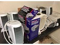 Portable Heaters - Job Lot
