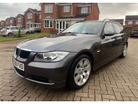 Bmw 320d Estate grey fully loaded