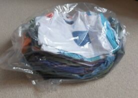 HUGE bundle of BOYS summer/holiday clothes age 6, 6-7