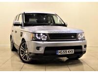 LAND ROVER RANGE ROVER SPORT 3.0 TDV6 HSE 5d AUTO 245 BHP + FULL SERVICE HISTOR (blue) 2009