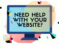 Do you need help with your website?