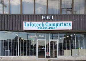 Laptop & Computer Repairs starting from $25
