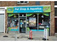 Pet shop Customer assistant – full time/ part time
