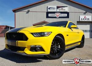 2016 Ford Mustang GT PREMIUM 5.0L H.O.