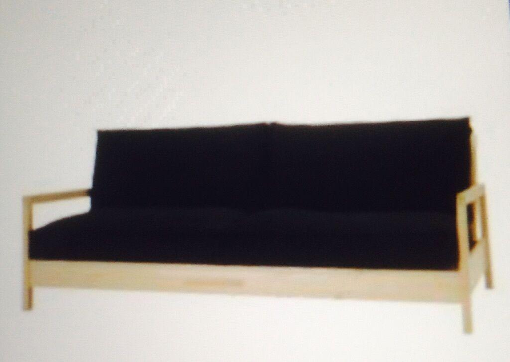 Ikea Schuhschrank Hemnes Gebraucht ~ IKEA Lilberg Sofa Bed  in Kingston, London  Gumtree