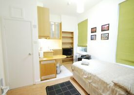 BILLS INCLUDED - NEW STUDIO FLAT - FINCHLEY ROAD - HAMPSTEAD - NW3