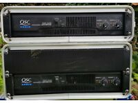 QSC Audio RMX2450 Power Amplifier one only for sale