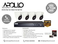 CCTV Installation Service HD 2MP 5MP IP System Supplied Commercial Residential London Heathrow