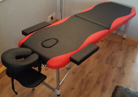 Portable Folding Massage Table (As new condidtion)