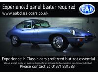 Experienced panel beater required