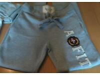 Ladies abercrombie and fitch sweatpants