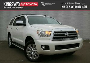 2014 Toyota Sequoia Platinum Edition