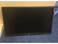 """ACER V223 HQV Black - 22"""" LCD Widescreen Monitor (NO STAND)"""