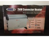New 2kW Convector Heater