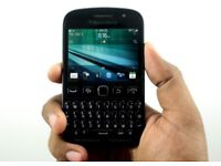 Grade A VGC Black BlackBerry Bold 9720 Touch Screen Phone on EE + Micro USB Cable + Free EE Sim!