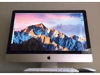 """iMac 27"""" - 2TB HDD - 16GB RAM"""