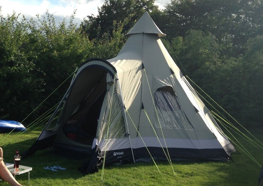 Outwell Indian Lake 6 man tent & Outwell Indian Lake 6 man tent | in Horncastle Lincolnshire | Gumtree