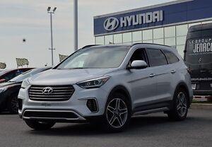 2017 Hyundai Santa Fe XL XL  7 PASSAGERS