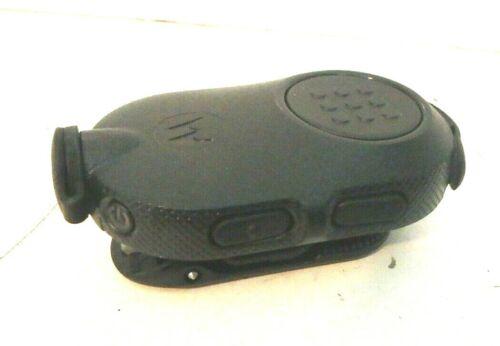 Motorola NNTN8143C Bluetooth PTT Wireless Push-To-Talk Pod