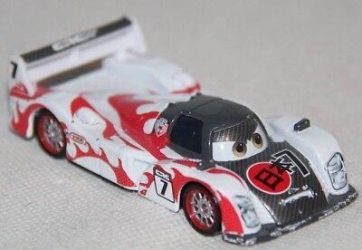 Disney Cars Carbon Racers dhm83 Shu Todoroki